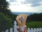 Bellvale ice cream with a valley view.